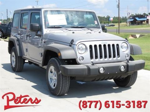 New wrangler unlimited peters chevrolet chrysler jeep dodge ram fiat new jeep wrangler unlimited sport sciox Gallery