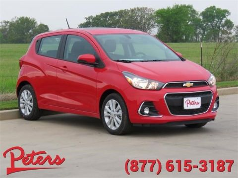 New 2017 Chevrolet Spark LT FWD Hatchback