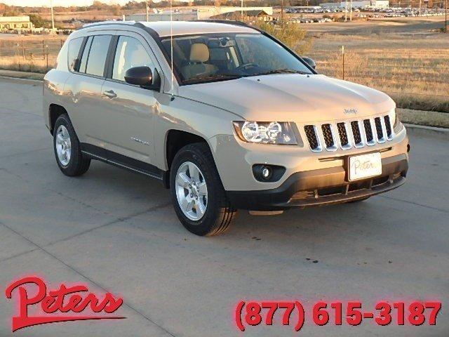 New Jeep Compass Sport Suv In Longview Peters