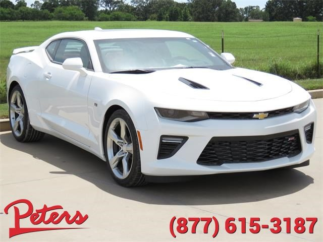 New 2018 Chevrolet Camaro SS Coupe in Longview 8C135  Peters