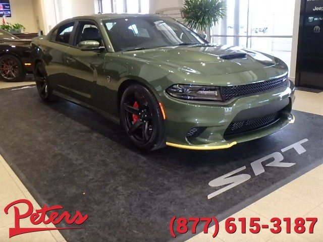 new 2018 dodge charger srt hellcat sedan in longview 8d460 peters chevrolet chrysler jeep. Black Bedroom Furniture Sets. Home Design Ideas