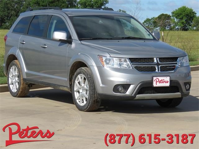 New Dodge Journey Sxt Suv In Longview Peters