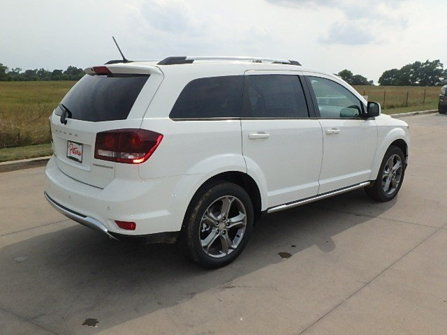 New Dodge Journey Crossroad Plus Suv In Longview