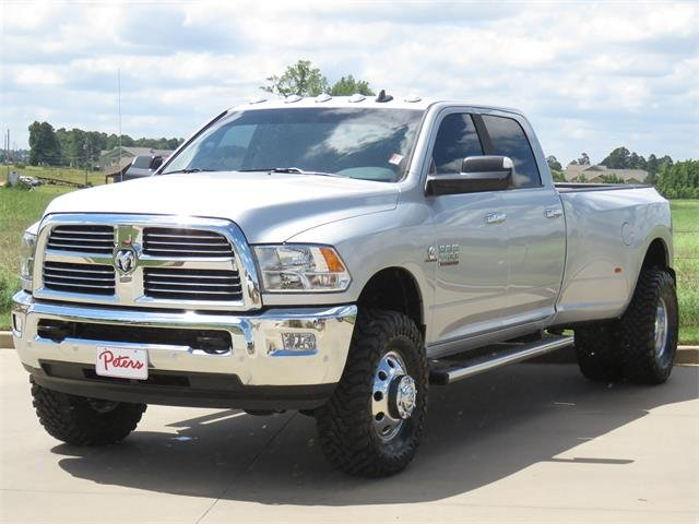 New 2017 Ram 3500 Lone Star Crew Cab in Longview #7D965 | Peters Chevrolet Chrysler Jeep Dodge ...