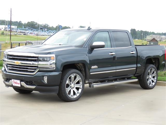 new 2017 chevrolet silverado 1500 high country crew cab in longview 7c1242 peters chevrolet. Black Bedroom Furniture Sets. Home Design Ideas