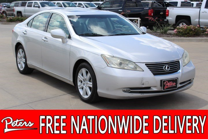 Pre-Owned 2007 Lexus ES 350 350 Sedan in Longview #8C1104DD | Peters ...