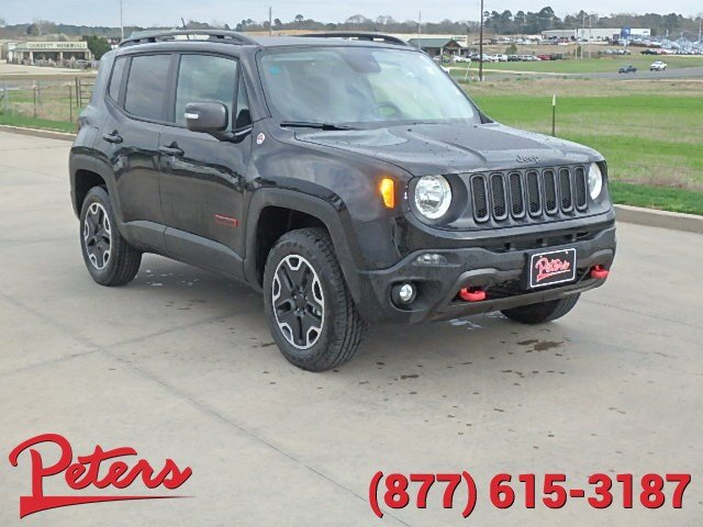 new 2017 jeep renegade trailhawk suv in longview 7d1555. Black Bedroom Furniture Sets. Home Design Ideas