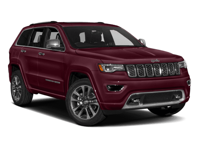 New 2017 Jeep Grand Cherokee Overland Suv In Longview